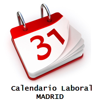 Calendario Laboral 2015 - Madrid